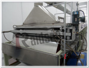 High Quality Abietic Resin Steel Belt Granulator pictures & photos