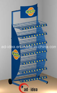 Seven Layers Food Display Stand, Display Rack, Display for Food pictures & photos