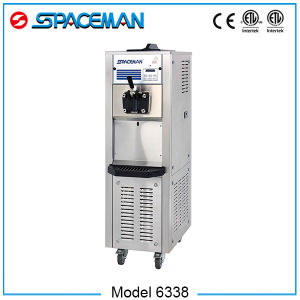 Spaceman Commercial Frozen Yogurt Making Machine Soft Serve Ice Cream Machine pictures & photos