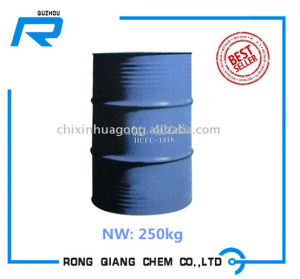 99.8% High Quality Refrigerant R141b