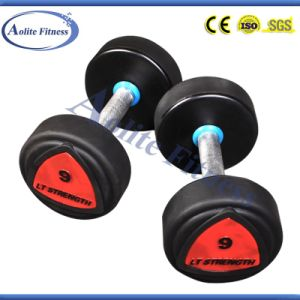 Gym Professional TPU Dumbbell Exercises pictures & photos