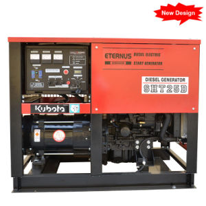 Multi-Purpose Home Use Generator 10kw (ATS1080) pictures & photos