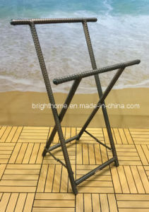 PE Rattan Wicker Clothes Hanger for Hotel pictures & photos