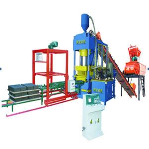Full Automatic Concrete Brick Making Machine\ Automatic Brick Machine\Qtj800 Block Machine pictures & photos