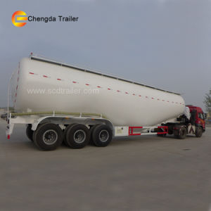Factory 3 Axles Bulk Cement Bulker Tank Tanker Semitrailer Trailer pictures & photos