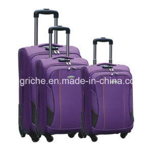 China Soft Material Best Luggage Trolley Luggage - China Luggage ...