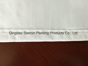 25kg PP Woven Sack for Flour Packing pictures & photos