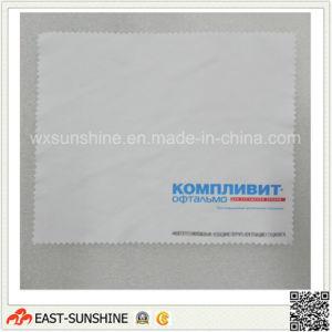 Bulk Microfiber Eyeglass Cleaning Cloths (DH-MC0549) pictures & photos