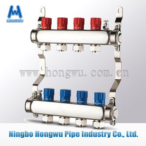 Pre-Assembled Manifold for Panel Plants