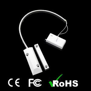 Wireless Door Magnetic Contact Sensor (WL-55W) pictures & photos