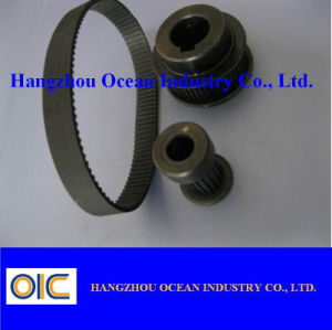 Black Oxdizing Timing Pulley pictures & photos