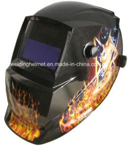 Hot Girl/Solar Powered Welding Helmet (F1190TC) pictures & photos