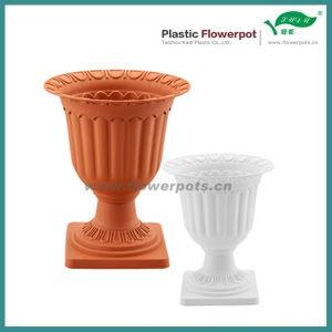 Plastic Urn Flower Pot (KD2951-KD2955) pictures & photos