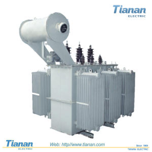 12, 24, 36kv Power Transmission/Distribution Transformer Step Down Oil Immersed Type/Electronic Transformer pictures & photos