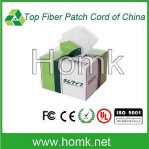 Fiber Optic Cleaning Wipe Paper pictures & photos