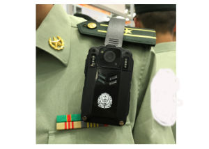 WiFi 4G 3G 2.8′′ Police Body Worn Camera Support External Mini Camera and Remote Control pictures & photos