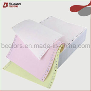 Continuous Blank Computer Form Paper for Computer Printer