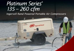 Ingersoll Rand/ Doosan Portable Screw Compressor, Compressor, Air Compressor (P135WIR P185WIR XP185WIR P260WIR) pictures & photos