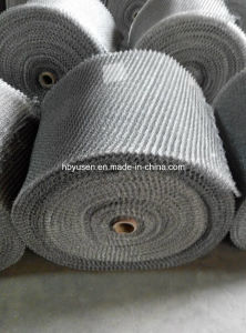 Titanium Gas-Liquid Filter Mesh Manufacture pictures & photos