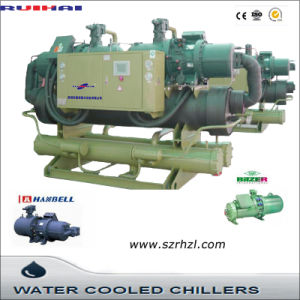 Water Cooled Refrigeration Chiller (26kw) pictures & photos