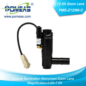 12.5X Zoom Lens for Video Measuring