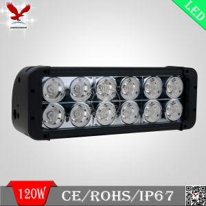 "New Double 11"" 120W CREE LED Work Light Bar (HCB-LCB1202B)"