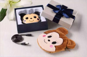 Wholesale Cute Mickey Mouse Portable Power Bank with RoHS pictures & photos