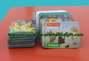 Promotional Gift Fridge Magnet Sticker pictures & photos