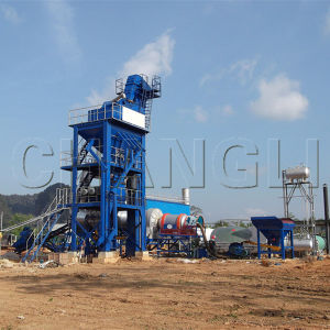 with High Quality Hot Sale 80t/H Asphalt Mixing Plant pictures & photos