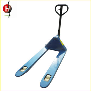 Widely Use Durable Manual Pallet Truck pictures & photos