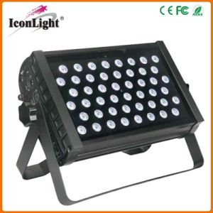 Wall Washer 48*3W RGB 3in1 Waterproof Light for Outdoor pictures & photos