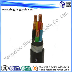 Low Voltage/XLPE Insulation/PVC Sheath/Steel Cable pictures & photos