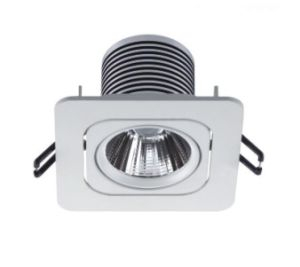 10W 700lm LED Ceiling Down Light pictures & photos