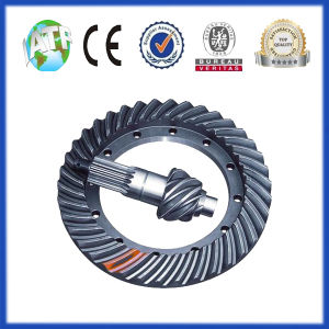 High-End Truck Bevel Gear by Gear Grinding (N800) pictures & photos