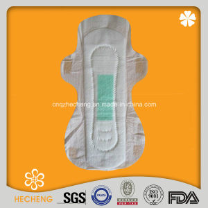 Disposable Women Sanitary Napkin, Anion Sanitary Napkin pictures & photos