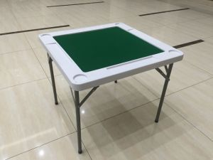 2016 New 2.8FT Plastic Table for Playing Cards pictures & photos