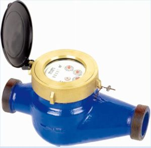 Multi Jet Dry Type Water Meter (DN50mm) pictures & photos