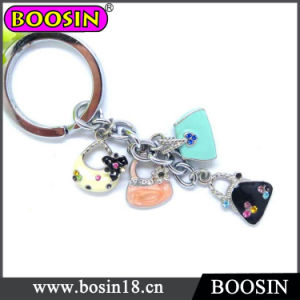 Colorful Lady Bags Chain Keyring/ Bag Keychain for Gift #14498 pictures & photos