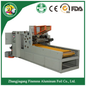 Aluminum Foil Rewinding and Cutting Machine pictures & photos
