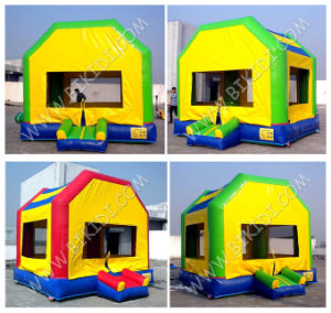 Inflatable Air Castle, Jumping Castle, Inflatable Toy House Bounce and Slide pictures & photos