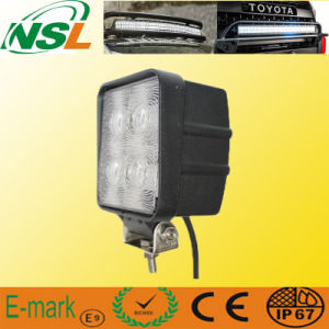 IP67 Waterproof LED Working Light 40W LED Driving Light Auto LED Work Light 10-30V LED Spot/Flood Light pictures & photos