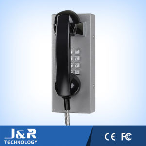 Vandal Resistant Phone Auto-Dial Prison Telephone VoIP Assistance Telephone pictures & photos