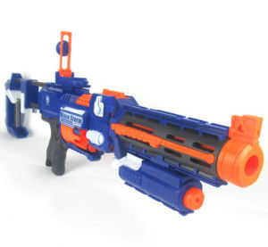 Boys Electric Toy Battery Operated Soft Dart Gun (H3599022) pictures & photos