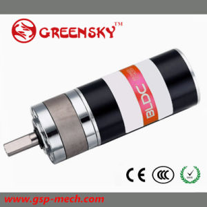 12/24V DC Brushless Gear Motor pictures & photos
