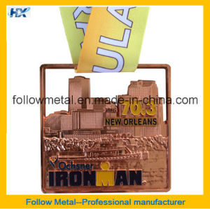 High Quality 3D Medal with Different Plating pictures & photos