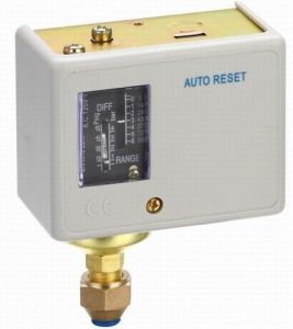 High Quality Dual Adjustable Pressure Control Switches pictures & photos