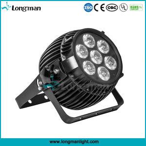 Mini Pumpkin 7*15W RGBW LED PAR Stage Light for Outdoor pictures & photos