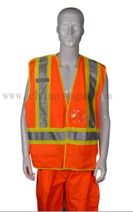 Hot Sale Reflective Safety Clothing Vest with CE Certificate pictures & photos