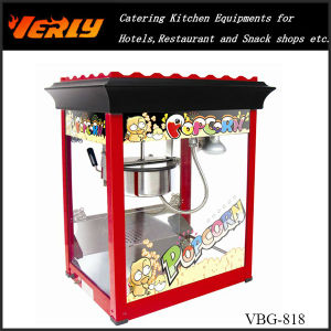 Hight Output with Fashion Design Electric Popcorn Machine
