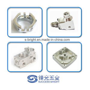 CNC Machining for Metal Parts pictures & photos